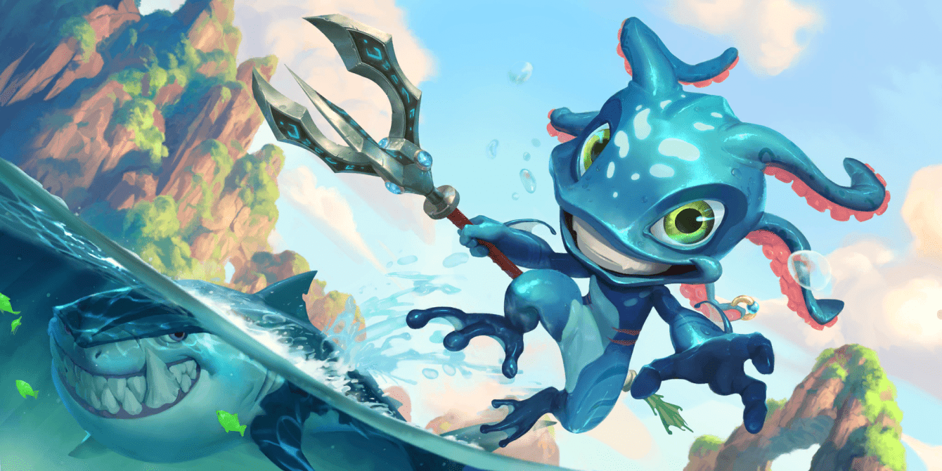 Legends of Runeterra: ecco i dettagli del nuovo set Alte maree