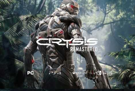 Crysis Remastered è praticamente ufficiale, anche per Switch!