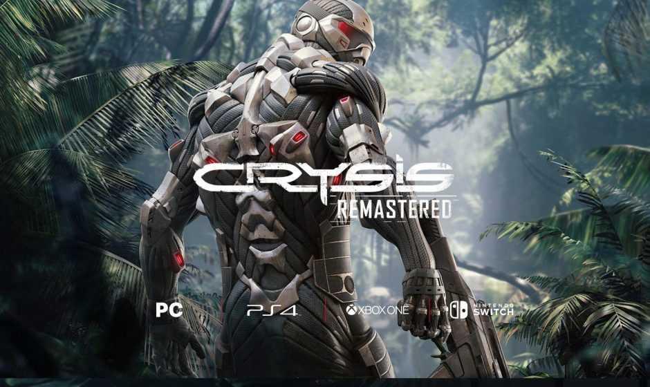Crysis Remastered: posticipata la data d'uscita