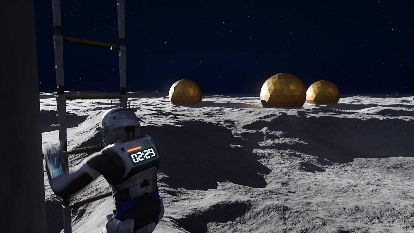 Recensione Deliver Us The Moon: la Luna su console