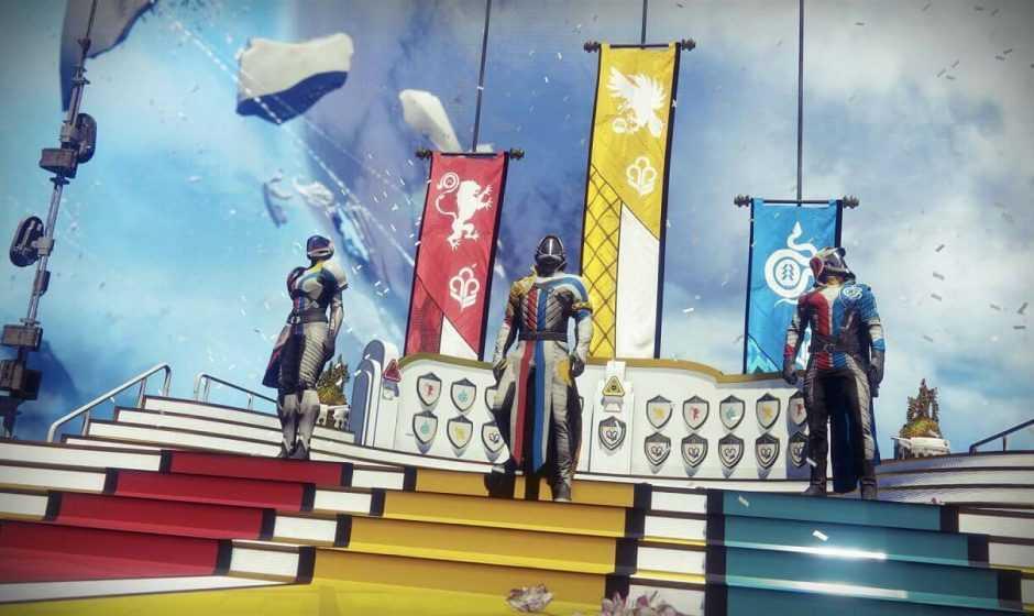 Destiny 2: partono i Giochi dei Guardiani 2020, disponibili gratis
