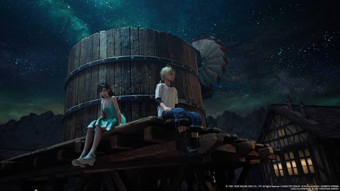 Final Fantasy VII Remake: spiegazione finale e info sulla parte 2