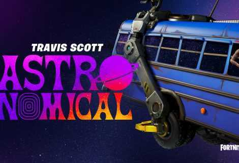 Fortnite: l'evento Astronomical lancerà il singolo di Travis Scott
