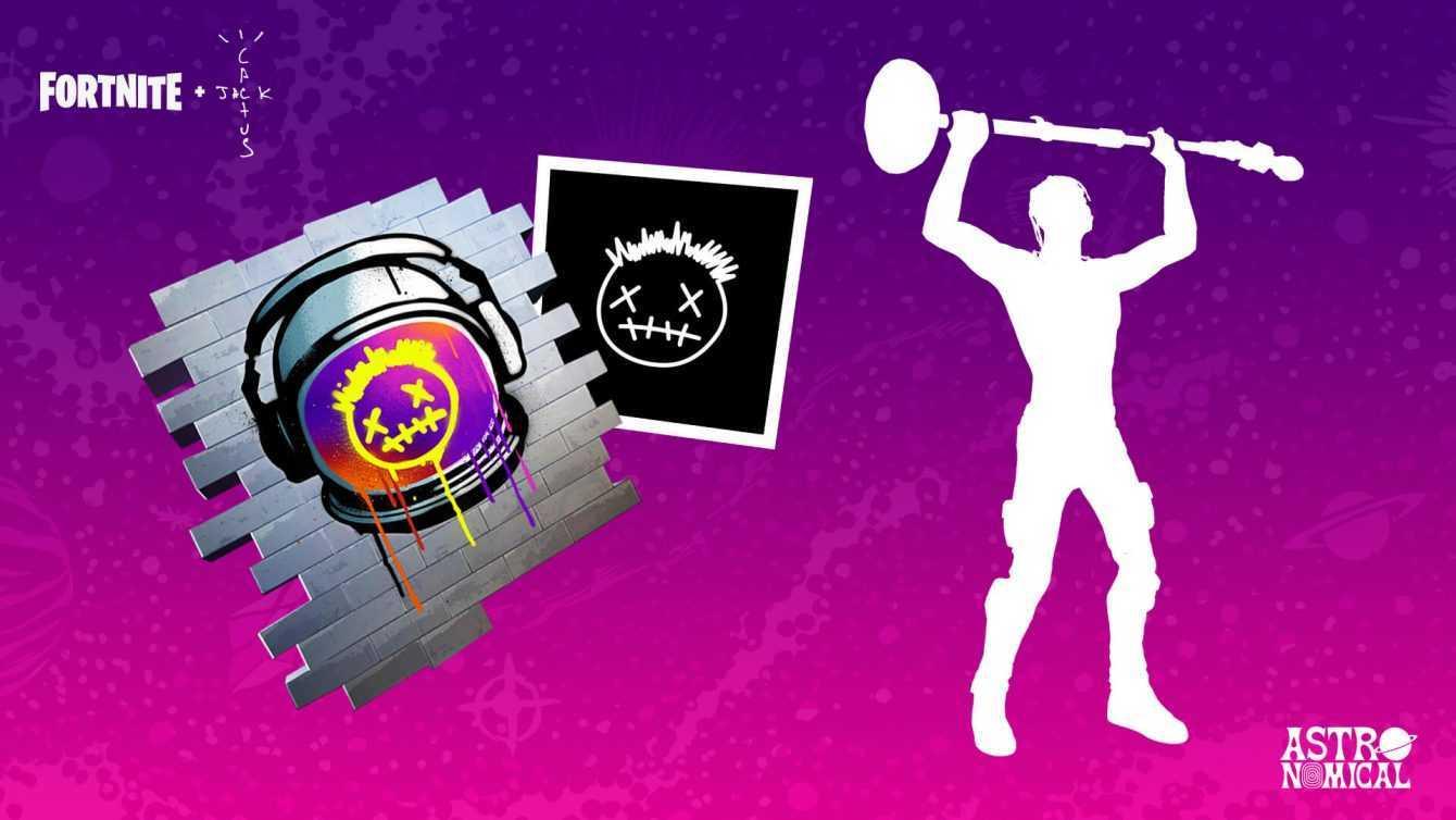 Fortnite: l'evento Astronomical lancerà il singolo di Travis Scott