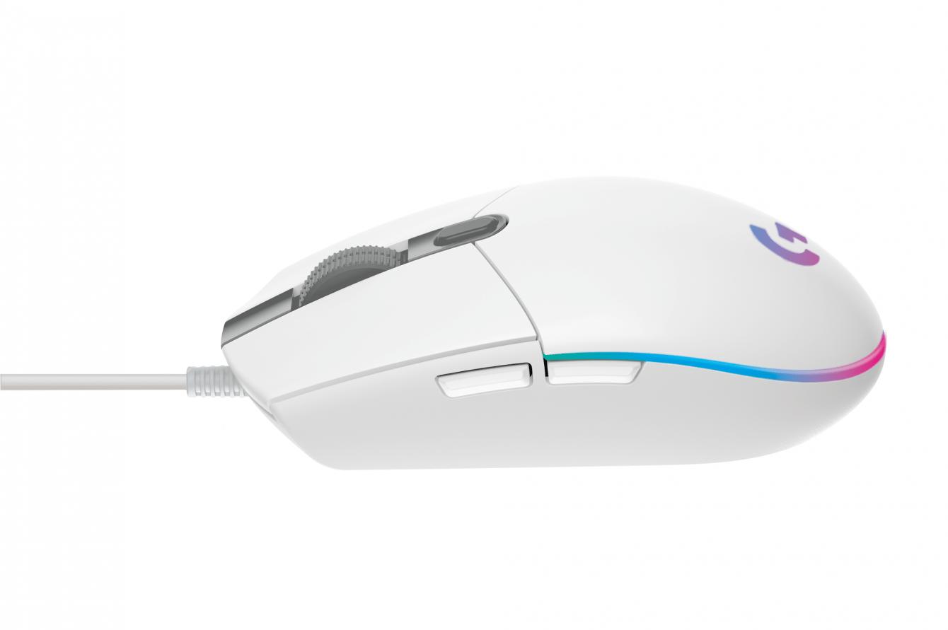 Logitech G203 LIGHTSYNC: il Mouse da Gaming economico