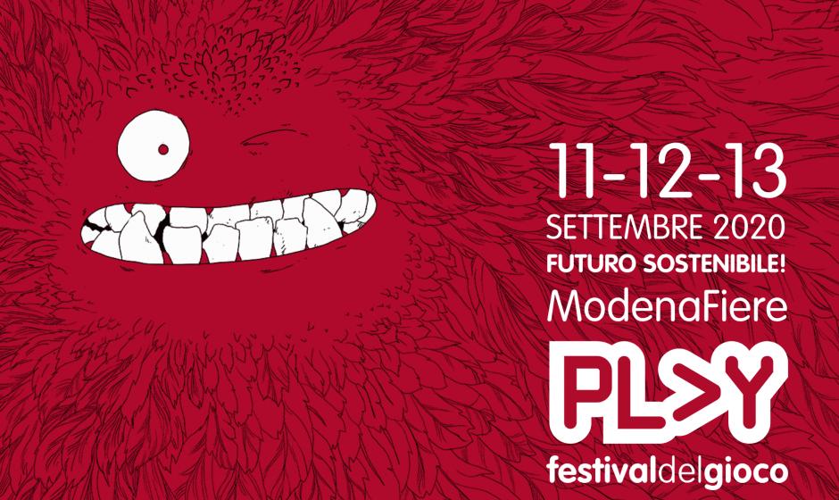 Modena Play rimandato a settembre!