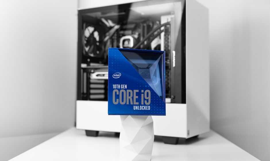 Intel Core i9-10900K: il processore più veloce per il gaming