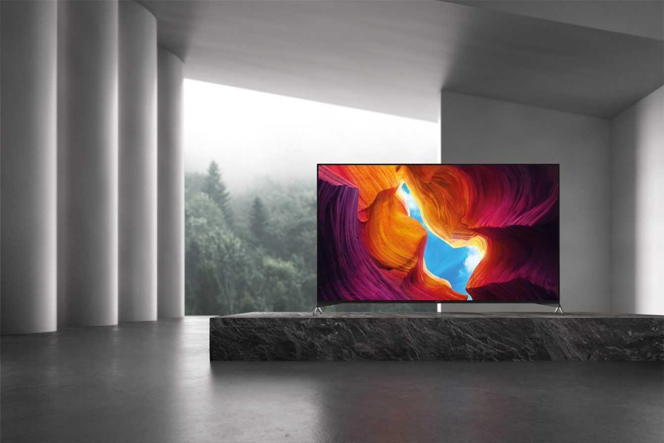 Ecco i nuovi TV Sony Full-Array 4K HDR serie XH95!