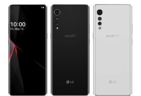 LG Velvet: primo video ufficiale e caratteristiche tecniche