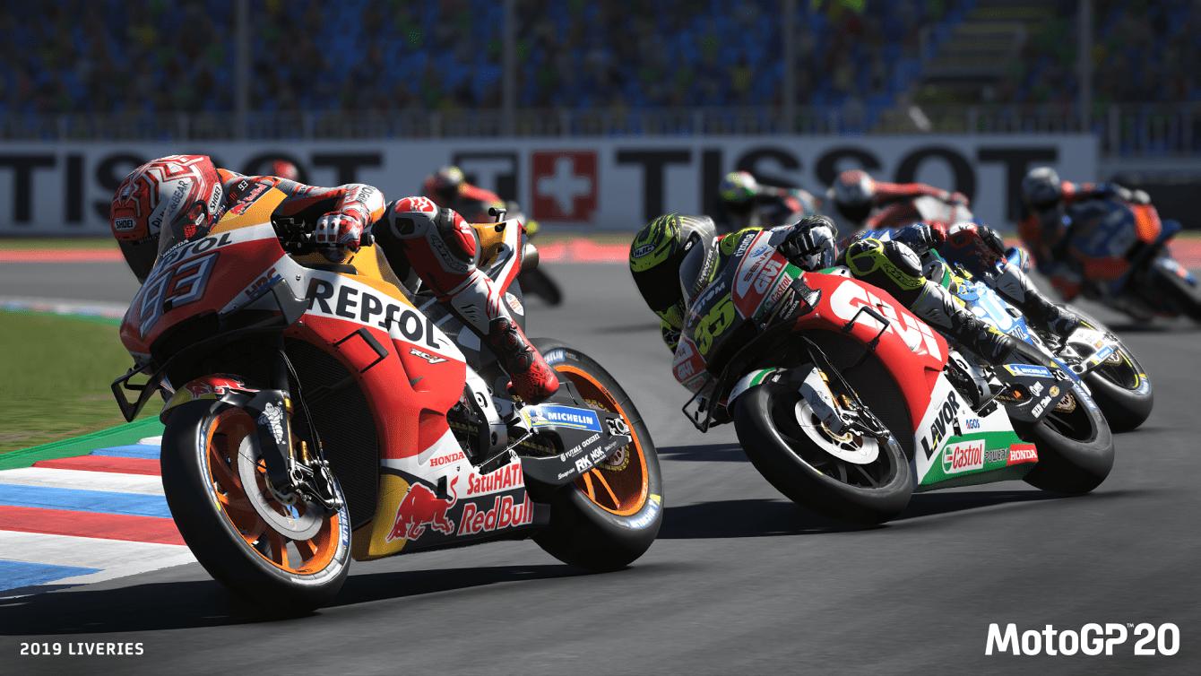 MotoGP 20 è finalmente disponibile a partire da oggi!