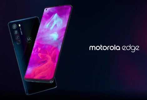 Motorola Edge ed Edge+ ufficiali: caratteristiche, prezzi, uscita