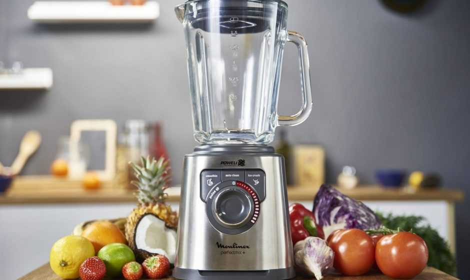 Moulinex presenta Perfectmix+ e Quickchef 3in1