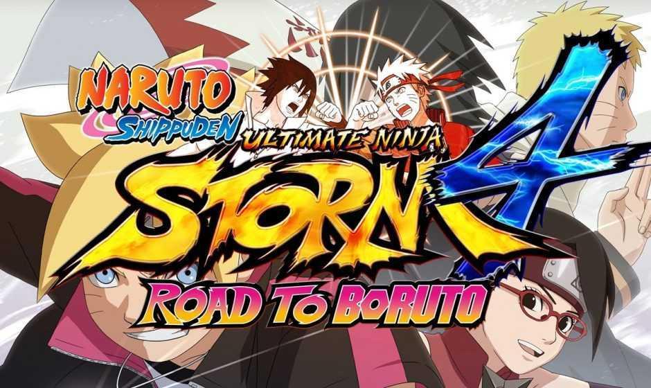 Naruto Shippuden: UNS 4 Road To Boruto, arriva su Switch