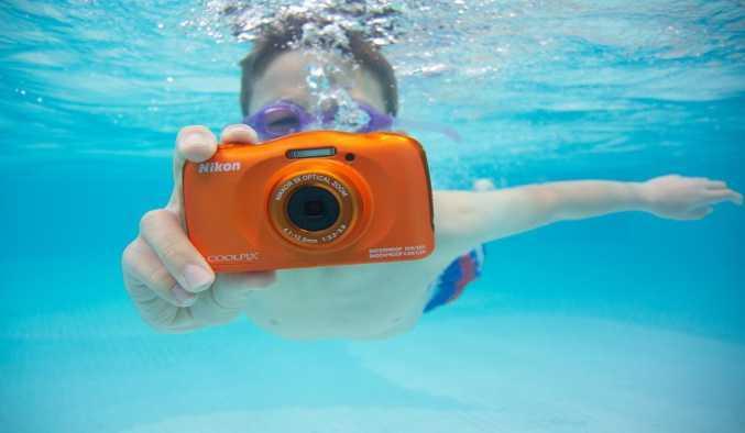 Nikon Coolpix W150: il regalo per i bambini