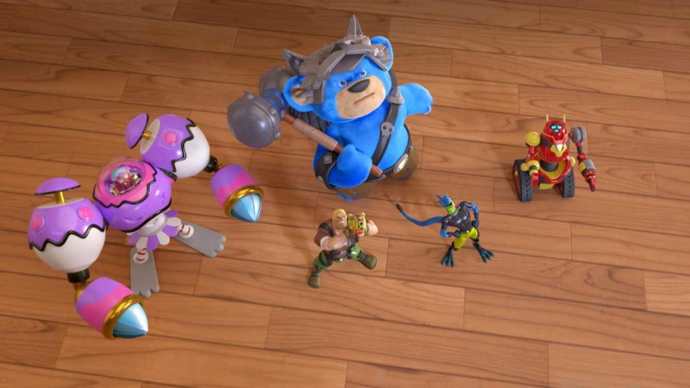 In arrivo... Power Players! Su Cartoon Network