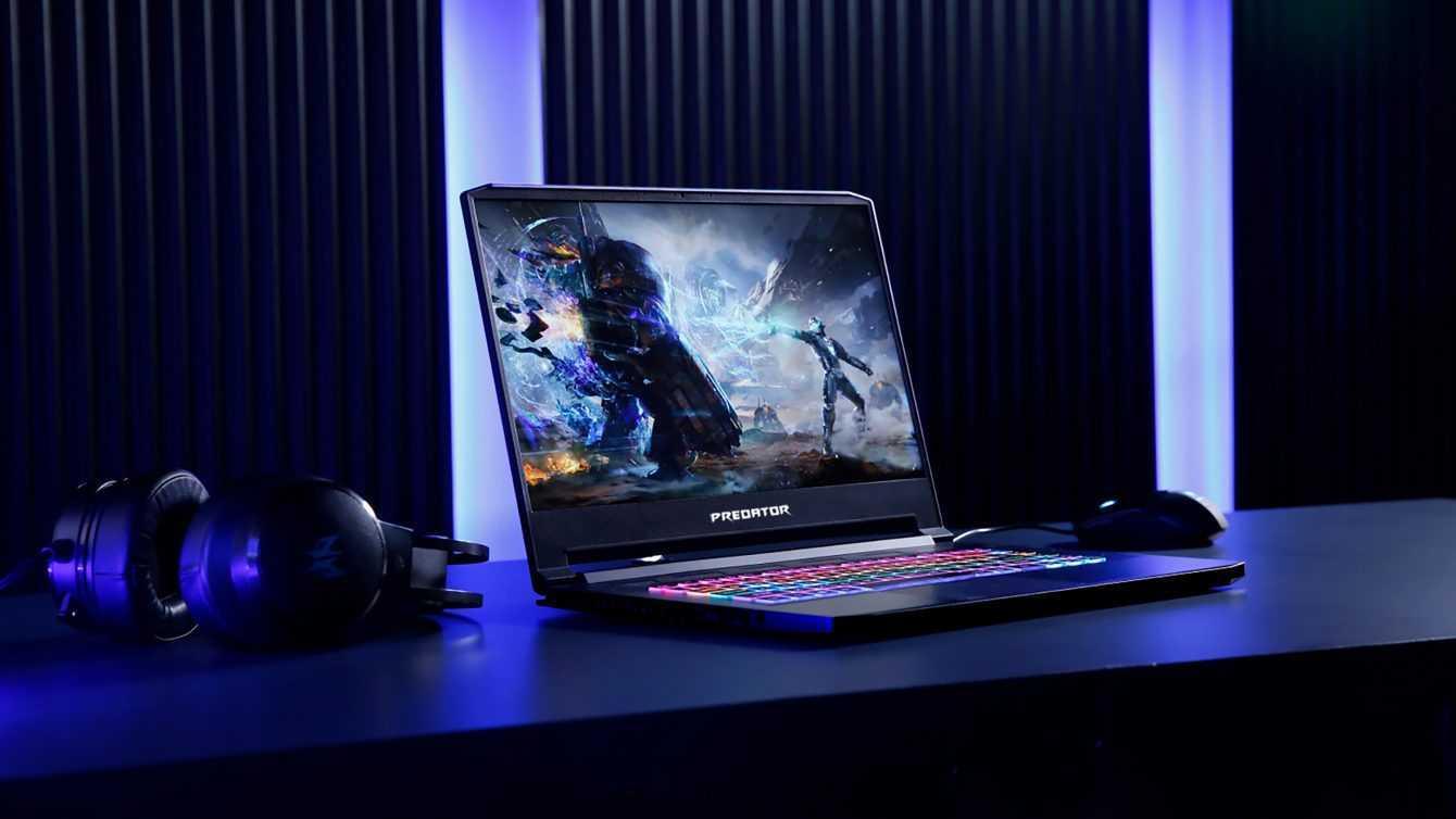 Acer: annunciati i notebook da gaming Predator Triton 500 e Nitro 5