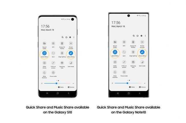 One UI 2.1: disponibile il download per Samsung S10 e Note 10!