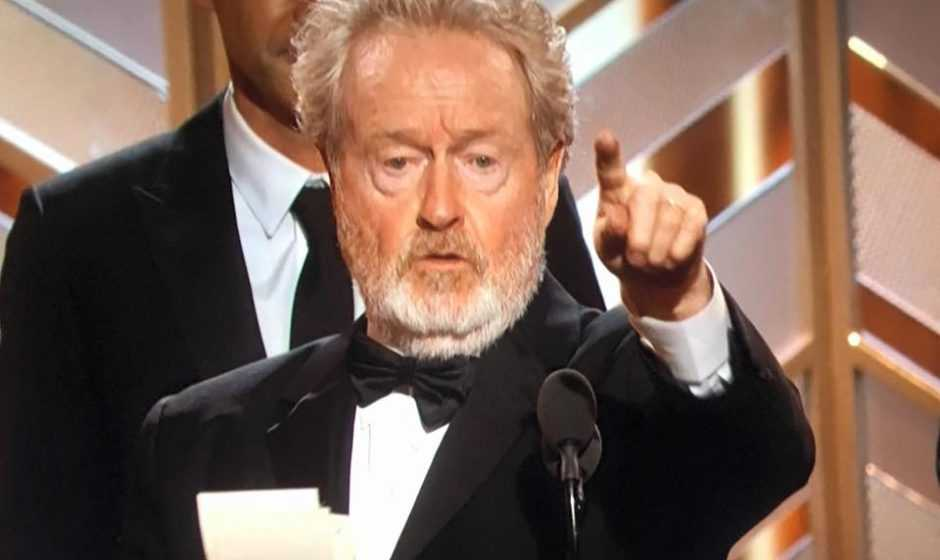 The End of October: Ridley Scott sarà il produttore