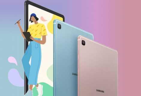Samsung Galaxy Tab S6 Lite: caratteristiche, prezzo, uscita