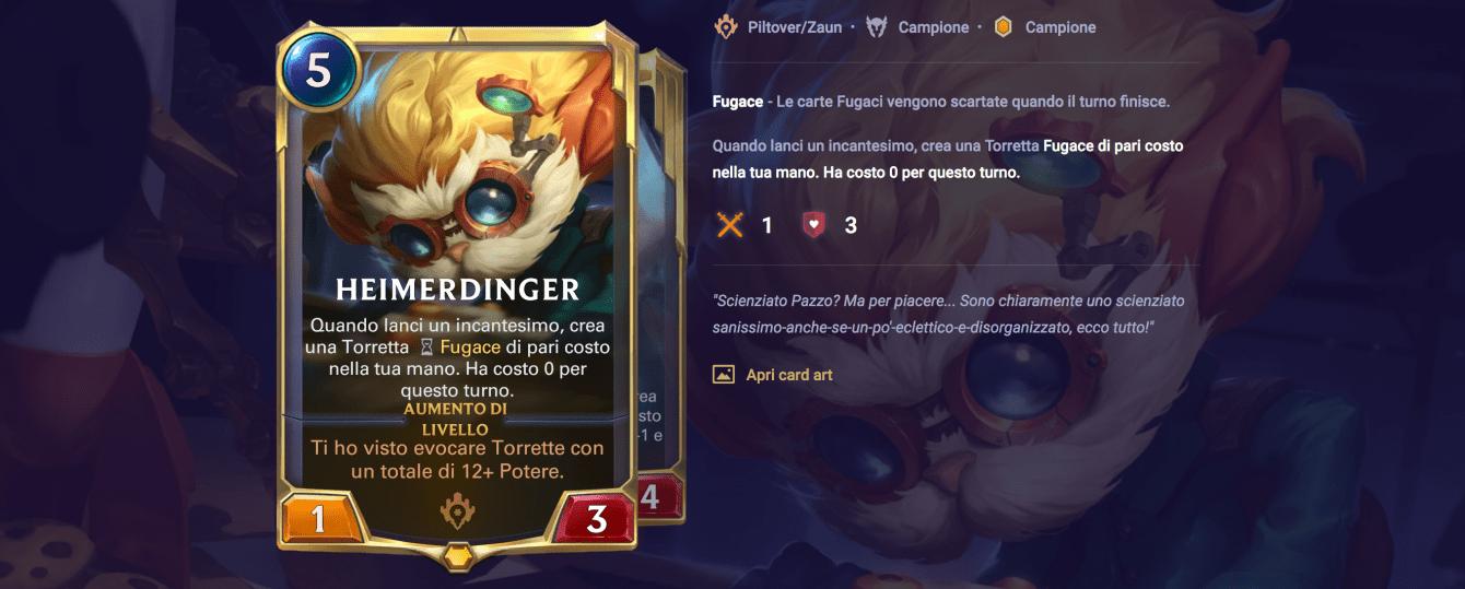 Legends of Runeterra: guida ai migliori campioni di Piltover e Zaun