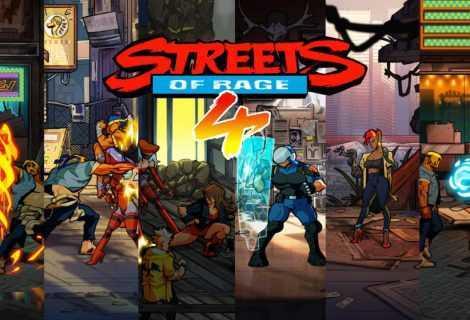 Streets of Rage 4: la data d'uscita è assicurata!