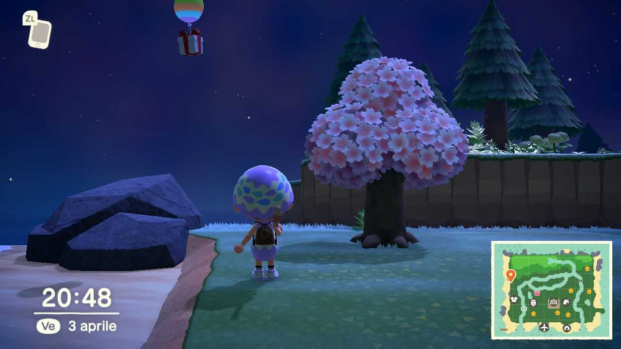 Animal Crossing: New Horizons, guida ai colori dei palloncini