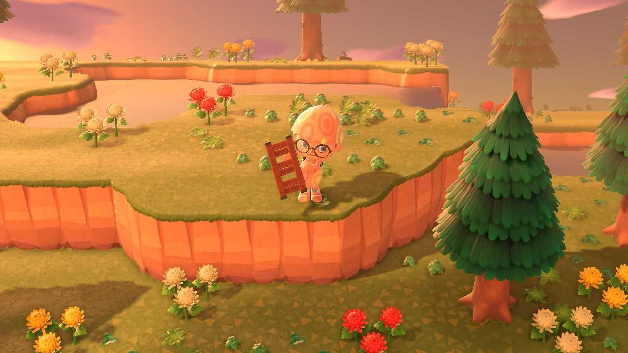 Animal Crossing: New Horizons, come costruire le scale per salire in alto