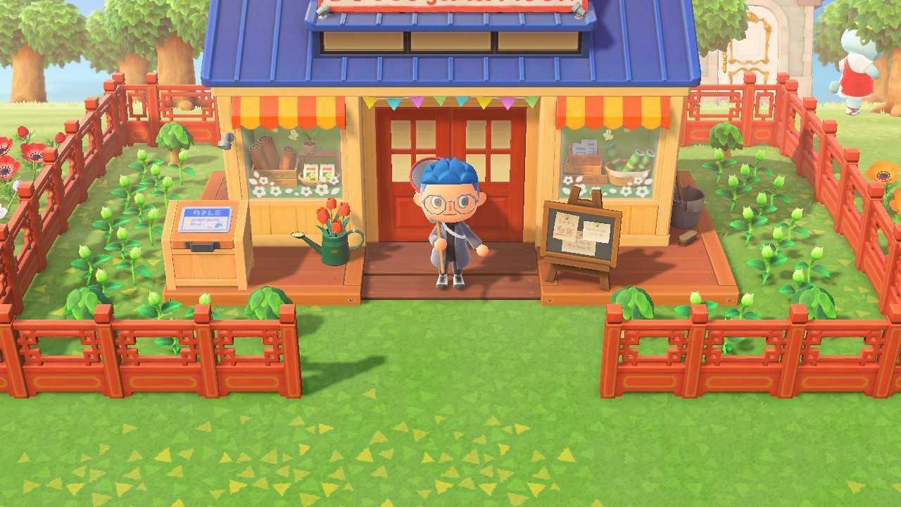 Animal Crossing: New Horizons, guida a Florindo e ai cespugli
