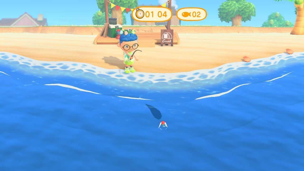 Animal Crossing: New Horizons, guida al torneo di pesca