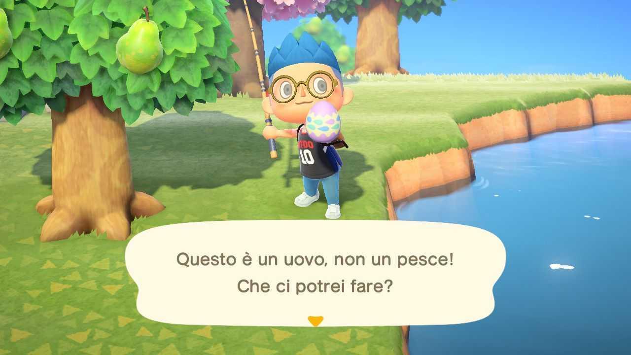 Animal Crossing: New Horizons, trovare le uova per il Bunny Day