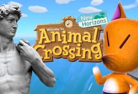 Animal Crossing: New Horizons, le opere d'arte di Volpolo e riconoscere i falsi
