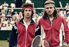 Borg McEnroe: stasera in TV la sfida epocale tra tennisti