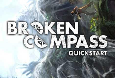 Recensione quickstarter Broken Compass: un'anteprima esplosiva