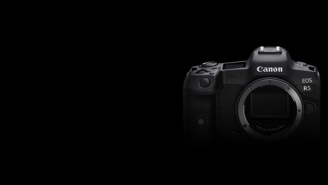 Canon EOS R5: le specifiche confermano video 8K 30p RAW