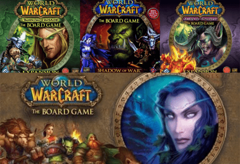 World of Warcraft, il gioco da tavolo e l'espansione perduta