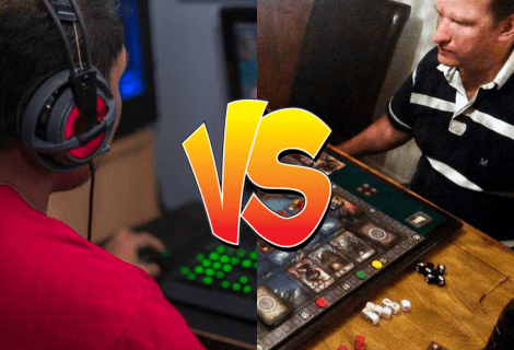 I Giochi da Tavolo online sono videogiochi?