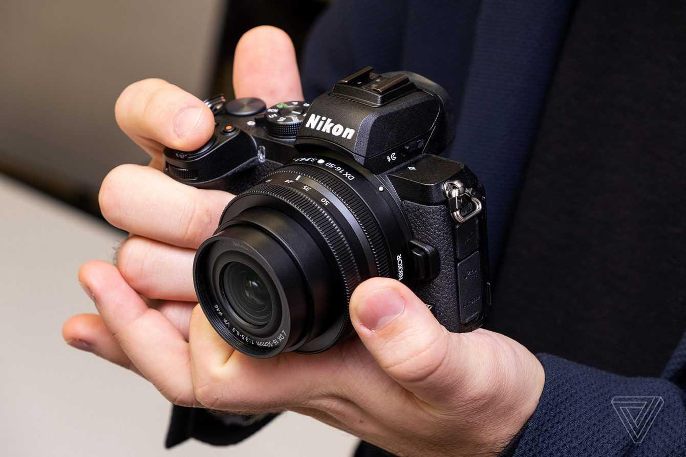 TIPA Awards 2020: Nikon Z 50 e D780 premiate assieme a 2 ottiche