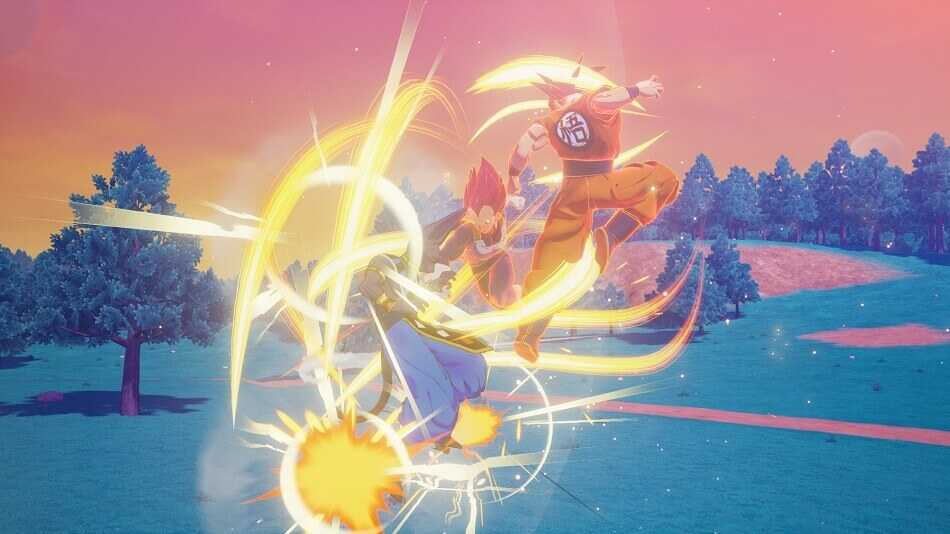Dragon Ball Z: Kakarot, il 28 aprile arriva il primo dlc