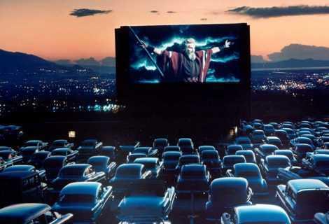 Drive-In: la prima mossa per tornare al cinema