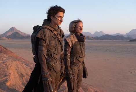 Dune: una nuova immagine con Chamalet e un fumetto in arrivo