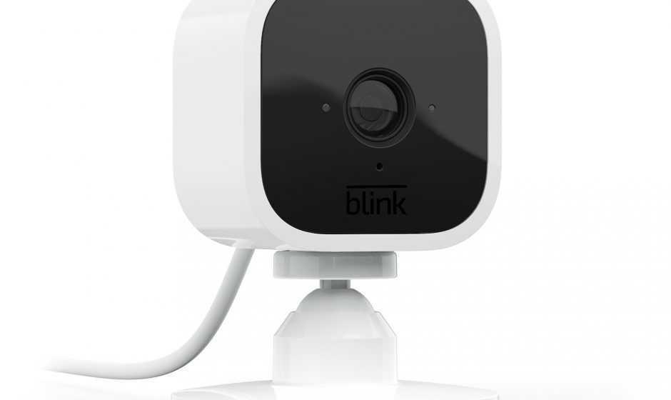 Amazon annuncia la nuova videocamera di sicurezza Blink Mini