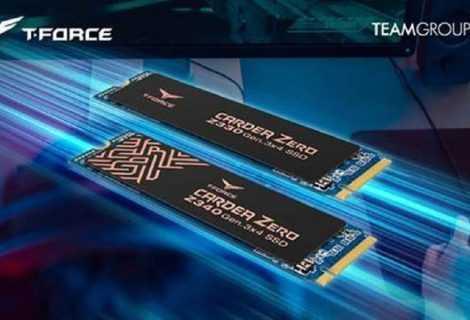 Teamgroup ha presentato i nuovi SSD T-Force Cardea Zero-Z330 e Zero-Z340