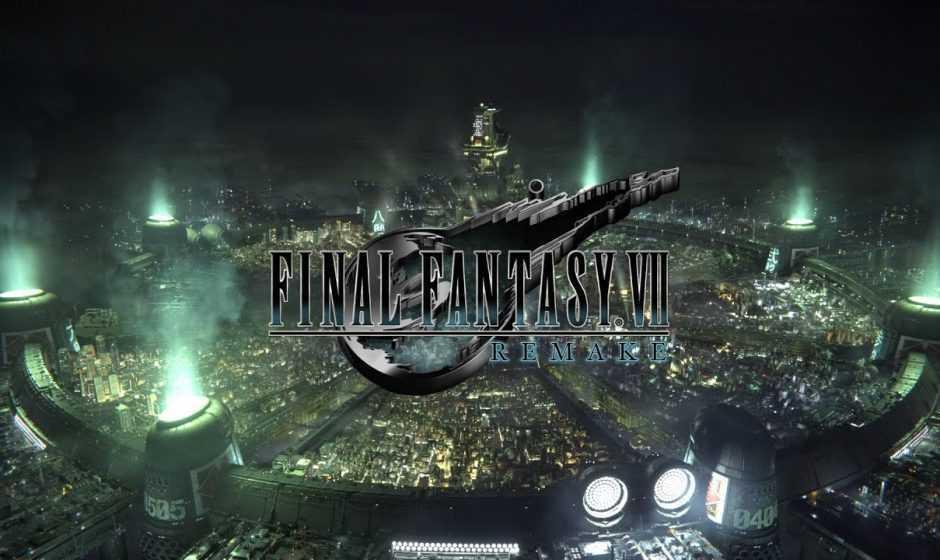 Final Fantasy 7 Remake: l'installazione occuperà parecchio spazio