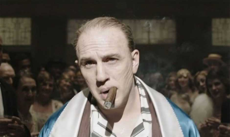 Capone con Tom Hardy avrà una uscita solo in streaming