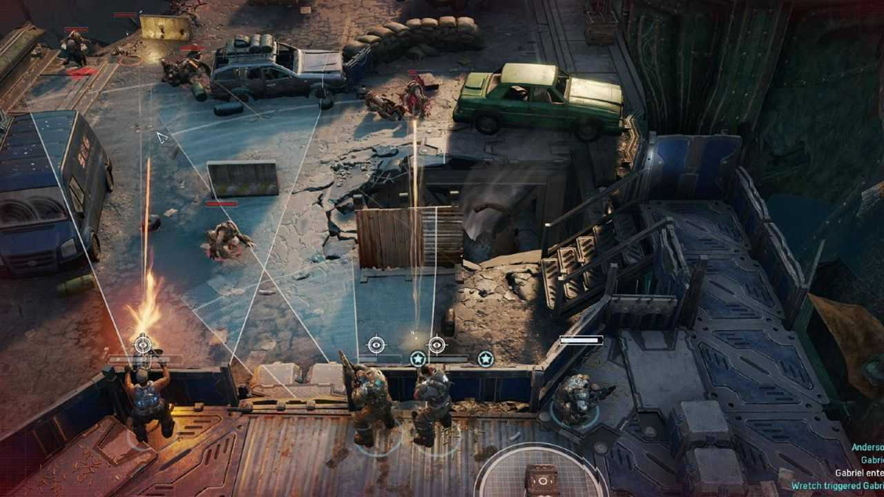 Gears Tactics: svelata la lista degli obiettivi