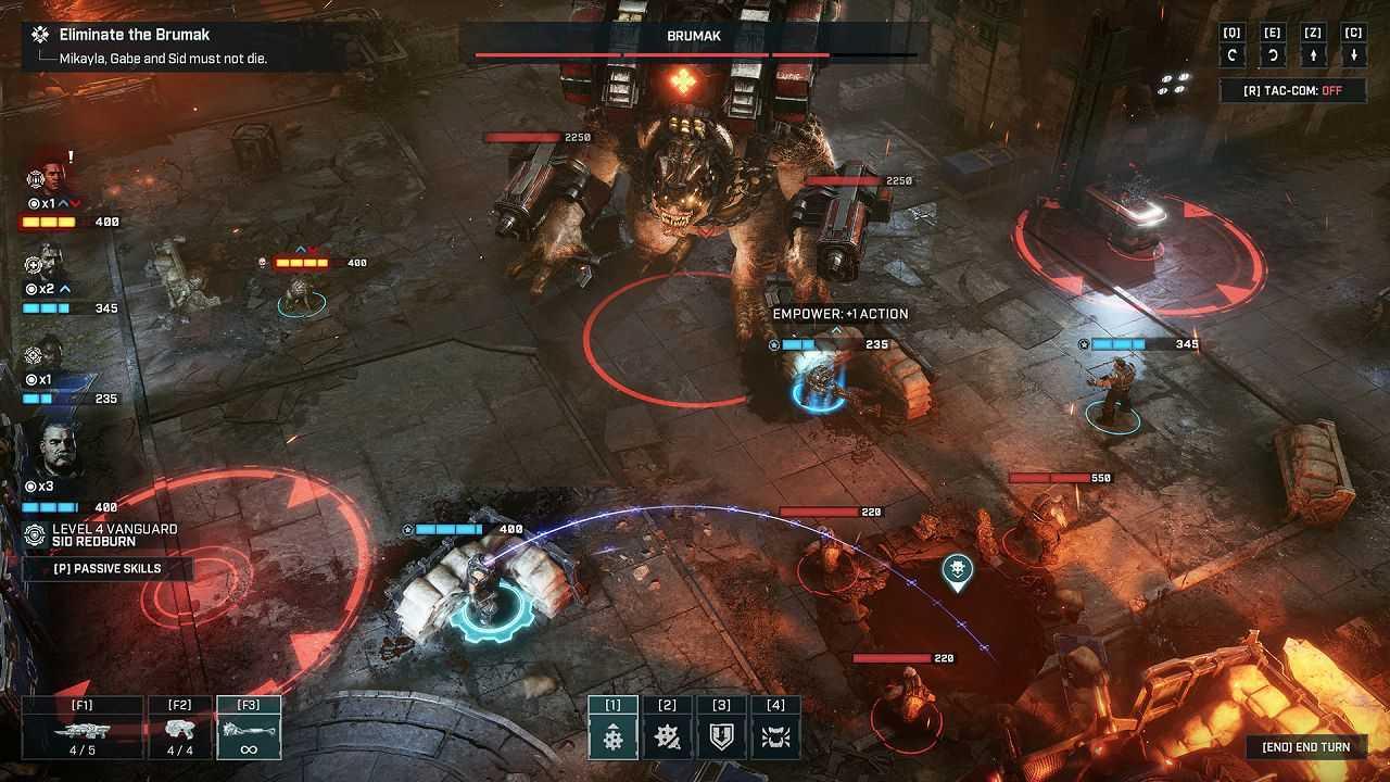 Gears Tactics: guida alle classi del gioco
