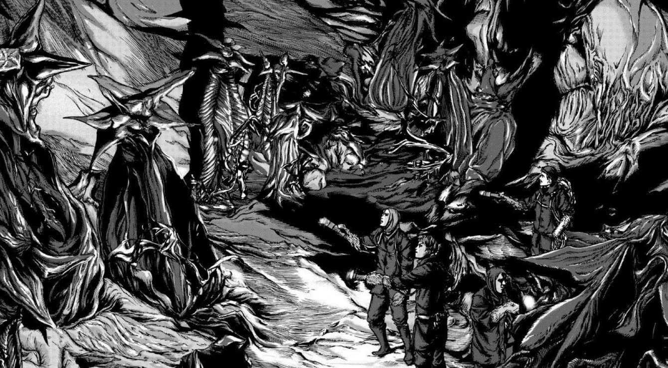 Gou Tanabe annuncia il suo prossimo manga lovecraftiano
