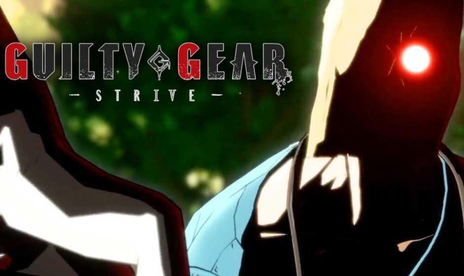 Guilty Gear Strive: annunciati due nuovi personaggi con un trailer