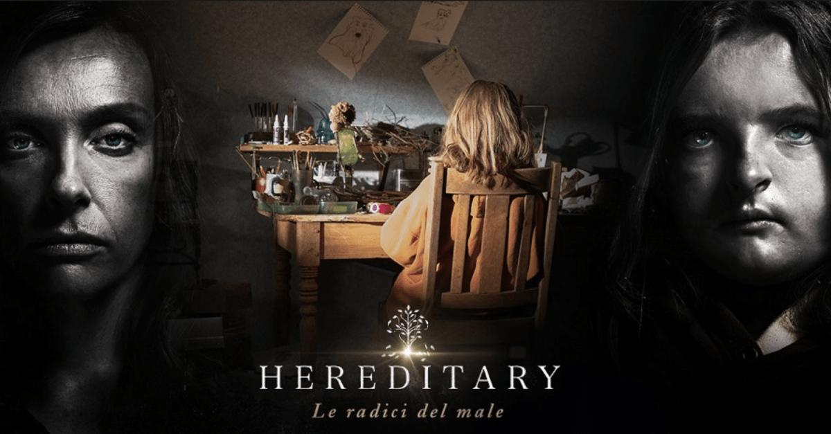 Recensione Hereditary, un film indimenticabile