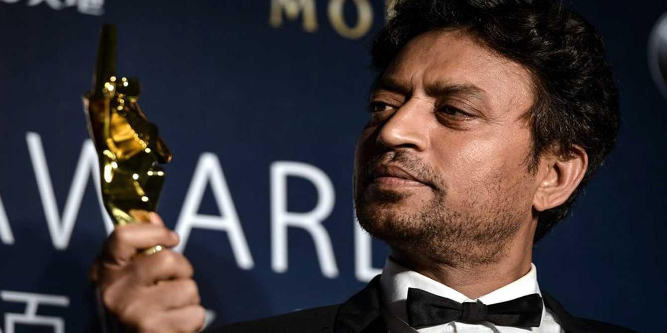 Morto Irrfan Khan, star di The millionaire e Vita di Pi